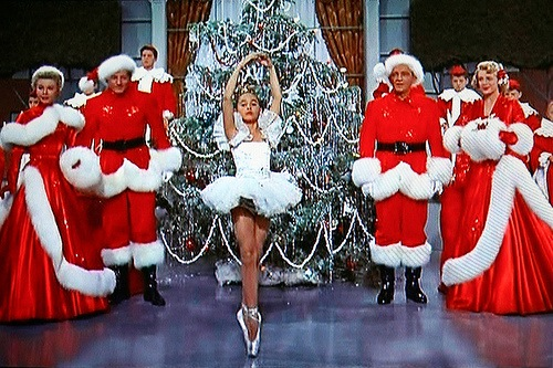 in white christmas there is a little bit of everything beautiful song and dance routines are combined with great comedy love and an especially emotional
