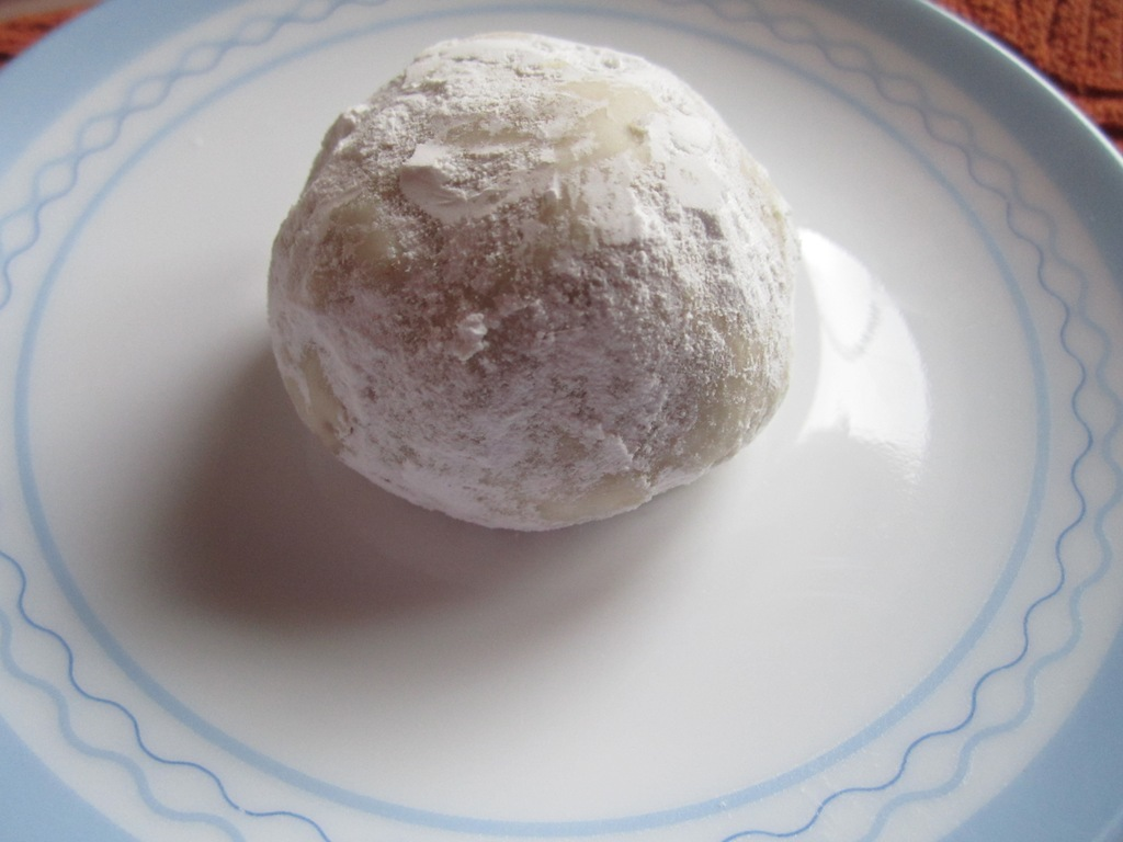 Snowball Cookies Recipe