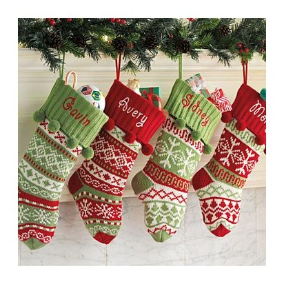Mini Christmas Stocking Knitting Pattern Free Free Knitting Patterns Mini