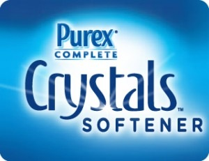 A new way to soften fabrics with Purex® Complete Crystals Softener {Review & Giveaway}
