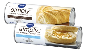 Pillsbury Simply Biscuits and Breads {Review & Prize Pack Giveaway}