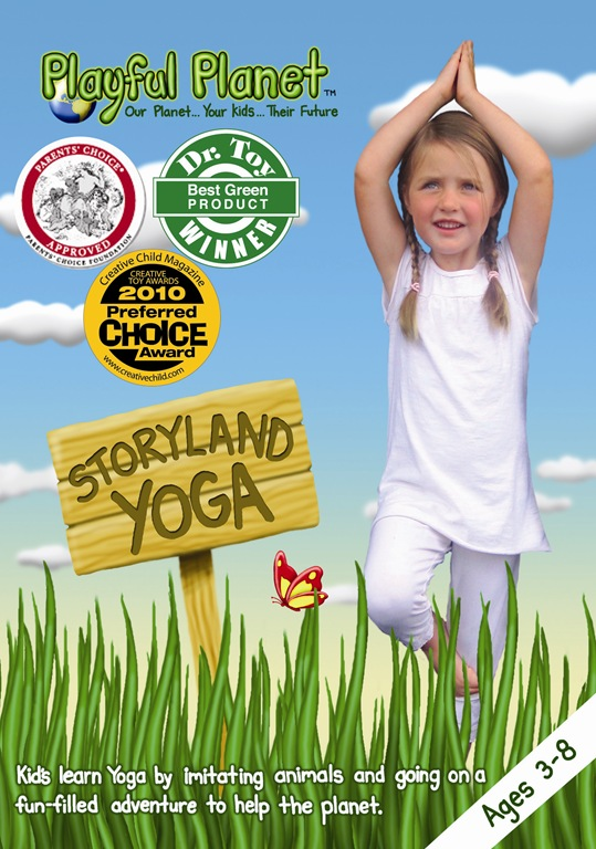 Storyland Yoga for Kids (Review)