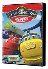 Chuggington LRTR 3D