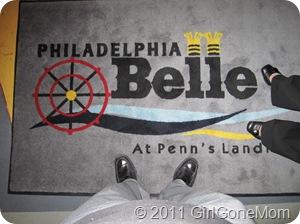 Date night aboard the Philadelphia Belle