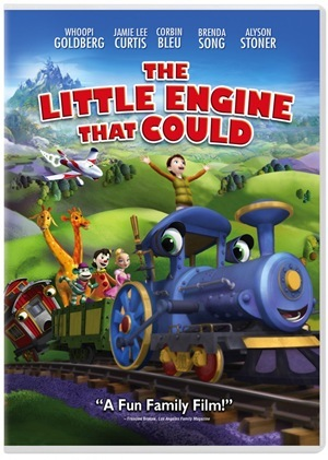 The Little Engine That Could DVD (Review + Giveaway)
