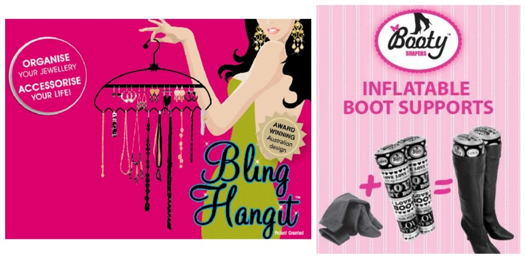 Must-haves for the closet: Bling Hangit and Booty Shapers (Two Winners!)