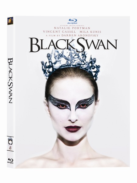 Don't watch Black Swan alone, but do watch it.
