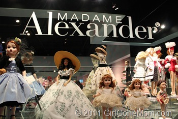 Madame Alexander Birthday Party