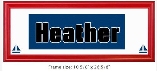 heathernameframe