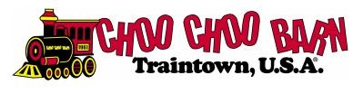 Our Visit to the Choo Choo Barn in Traintown U.S.A.®