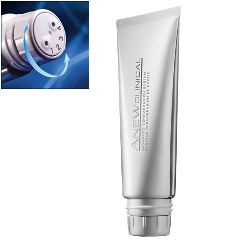 Avon ANEW CLINICAL Advanced Dermabrasion System (Review & Giveaway)