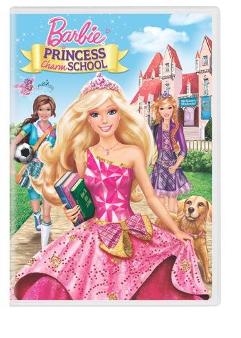 Barbie DVD Cover