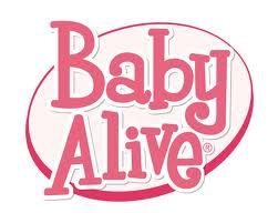 Baby alive logo