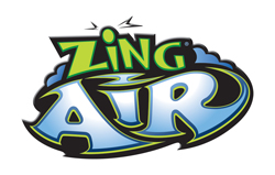 Zing air logo