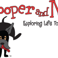 New Children's Book: Cooper and Me – Review and Give Away