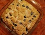 Buttermilk-Blueberry Breakfast Cake Recipe