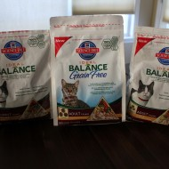 Hill's Science Diet Ideal Balance Cat Food Give Away