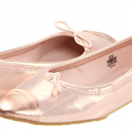 Stuart Weitzman Ballet Flats in Youth Sizes (Review and Giveaway)