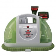 Bissell Little Green Proheat Spot Cleaner to the rescue!