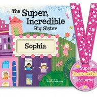 Giveaway – I See Me! Personalized Big Sister/Brother Book