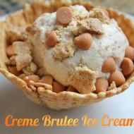 Crème Brûlée Ice Cream