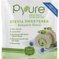 Pyure Stevia Review and Giveaway