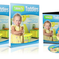 Talking to Toddlers Audio Course for Terrible Twos and Beyond (Review and Giveaway)