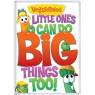 VeggieTales: Little Ones Can Do Big Things Too DVD (Review and Giveaway)