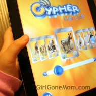 Cypher Kids Augmented Reality Cards for Learning #CypherKidsClub