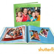 Great Gift Idea: Shutterfly Photo Books (Giveaway Open to US + CAN)