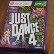 Just Dance 4 Review #CleverJD4