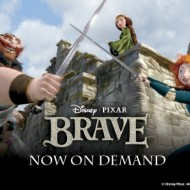 Disney Pixar's Brave On Demand (Prize Pack Giveaway)