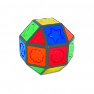 Tollytots' Rubik's Sort & Solve Puzzle – Holiday Gift Guide Give Away