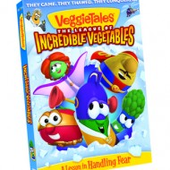 VeggieTales: The League of Incredible Vegetables DVD Review