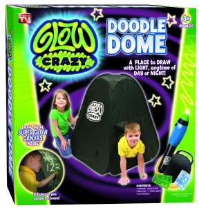 Glow Crazy Doodle Dome_Techno Source