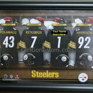 Excellent Gift Idea for Sports Fans from Personal Creations!