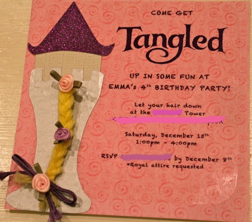 Tangled up in fun emmas rapunzel birthday party girl gone mom tangled theme birthday party filmwisefo