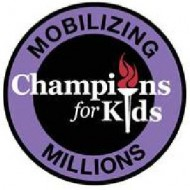 Champions For Kids Pack A Sack Project #MobilizingMillions