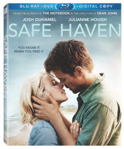 Safe Haven Blu-ray Giveaway