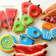 Sisters Cakery Bakery – Very Hungry Caterpillar Cookies