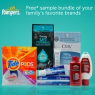 Get Free Samples with Pampers Purchase at Walmart.com #PampersJoy