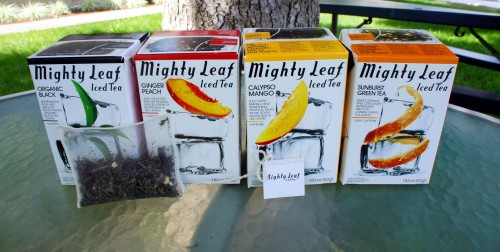 Mighty Leaf Iced Teas