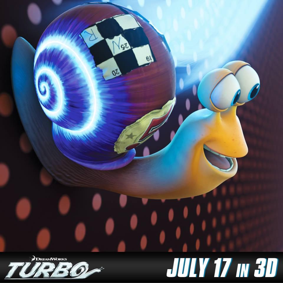 Turbo - In Theaters Ju...