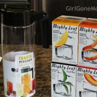 Summer Living: Mighty Leaf Iced Tea {DIY Brewing Kit Giveaway}