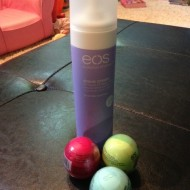 EOS Lip Balm and Shave Cream Review