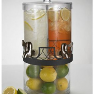 Summer Living: Artland Twice as Nice Dual Beverage Dispenser from Kohls