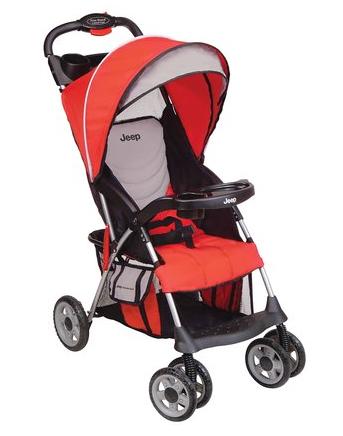 kolcraft jeep cherokee sport stroller review and giveaway girl gone. Cars Review. Best American Auto & Cars Review