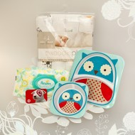 Free Gift Card with Pampers Purchase at Target {$95 Prize Pack Giveaway}