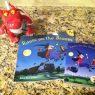 Halloween Giveaway: Room on the Broom Prize Pack!