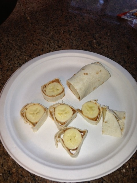Funky Frozen Banana Bites And Fab Cookies Recipe — Dishmaps